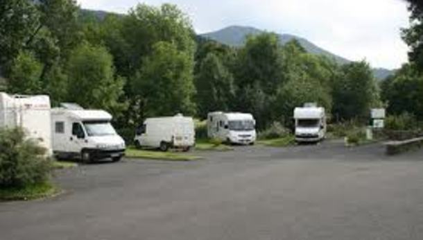 Aire camping car info