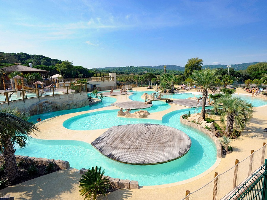 Vacance camping de luxe vacance camping tente espagne