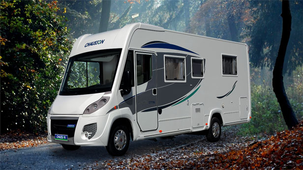 Vente camping car occasion 17