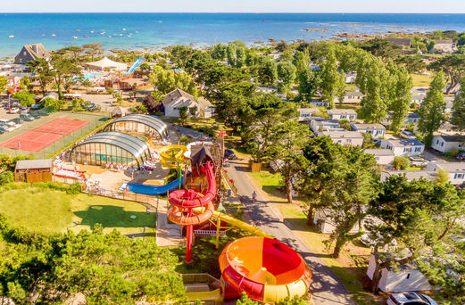 Camping finistere camping ferme erromardie