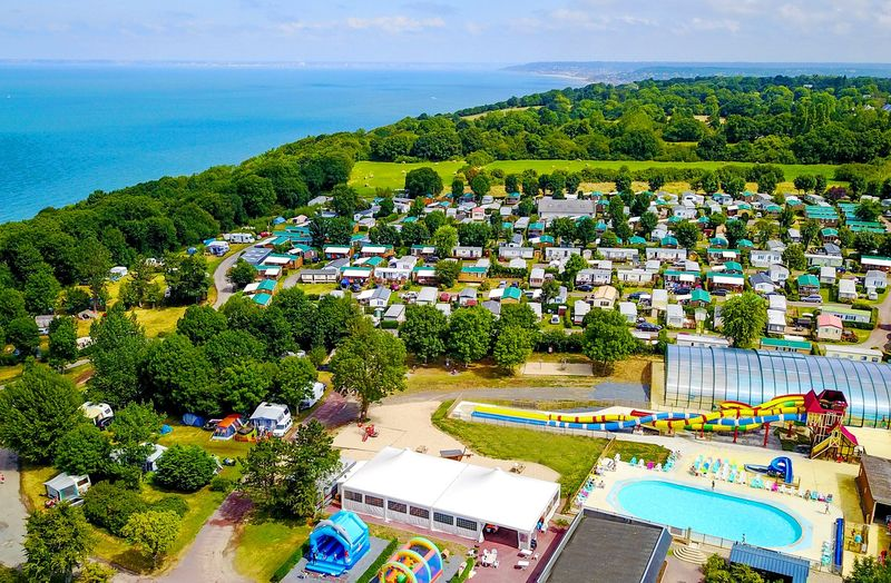 Camping capfun deauville
