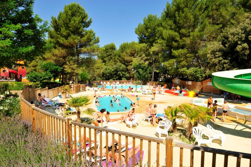 Camping capfun dans le vaucluse