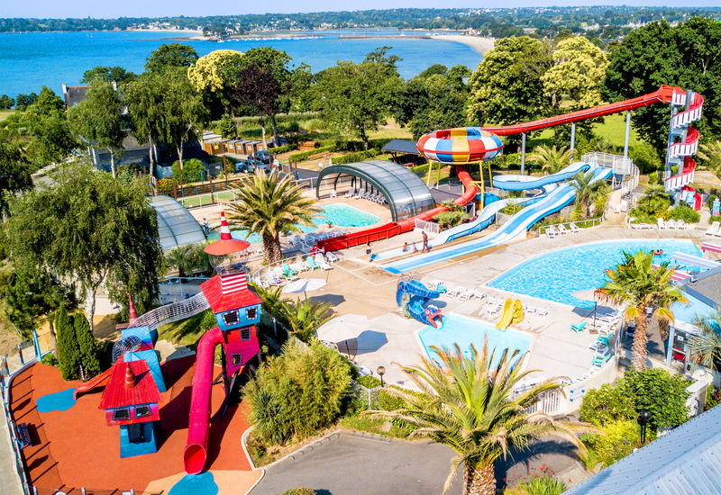 Camping capfun finistere