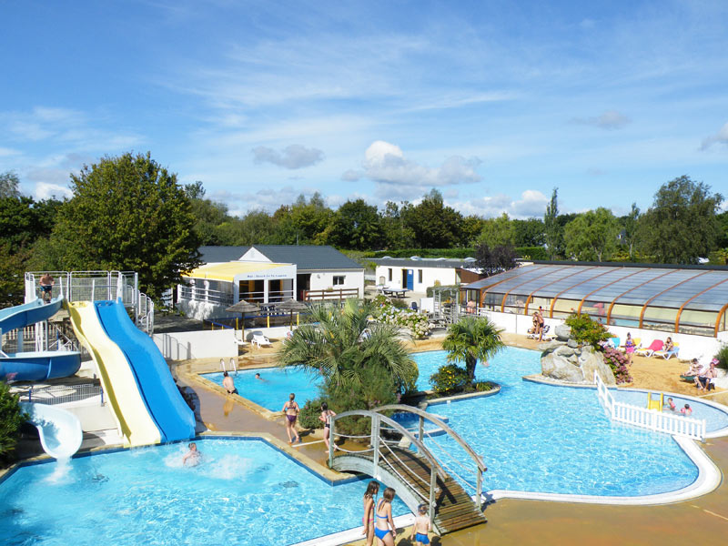 Camping quimperlé camping ronce les bains