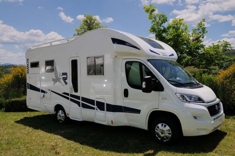 Camping car rimor europeo 87 plus