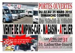 Camping car passion 31
