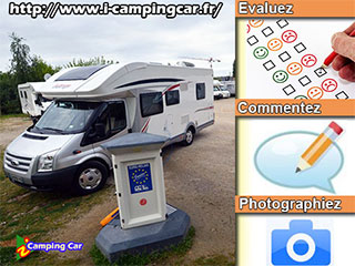 Aire camping car lorient