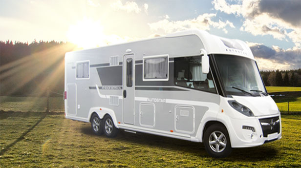 Camping car occasion chevalier