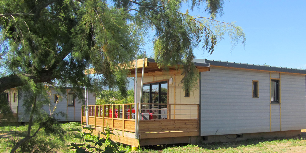 Camping voor mobilhome