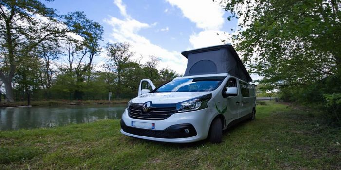 Location camping car annecy