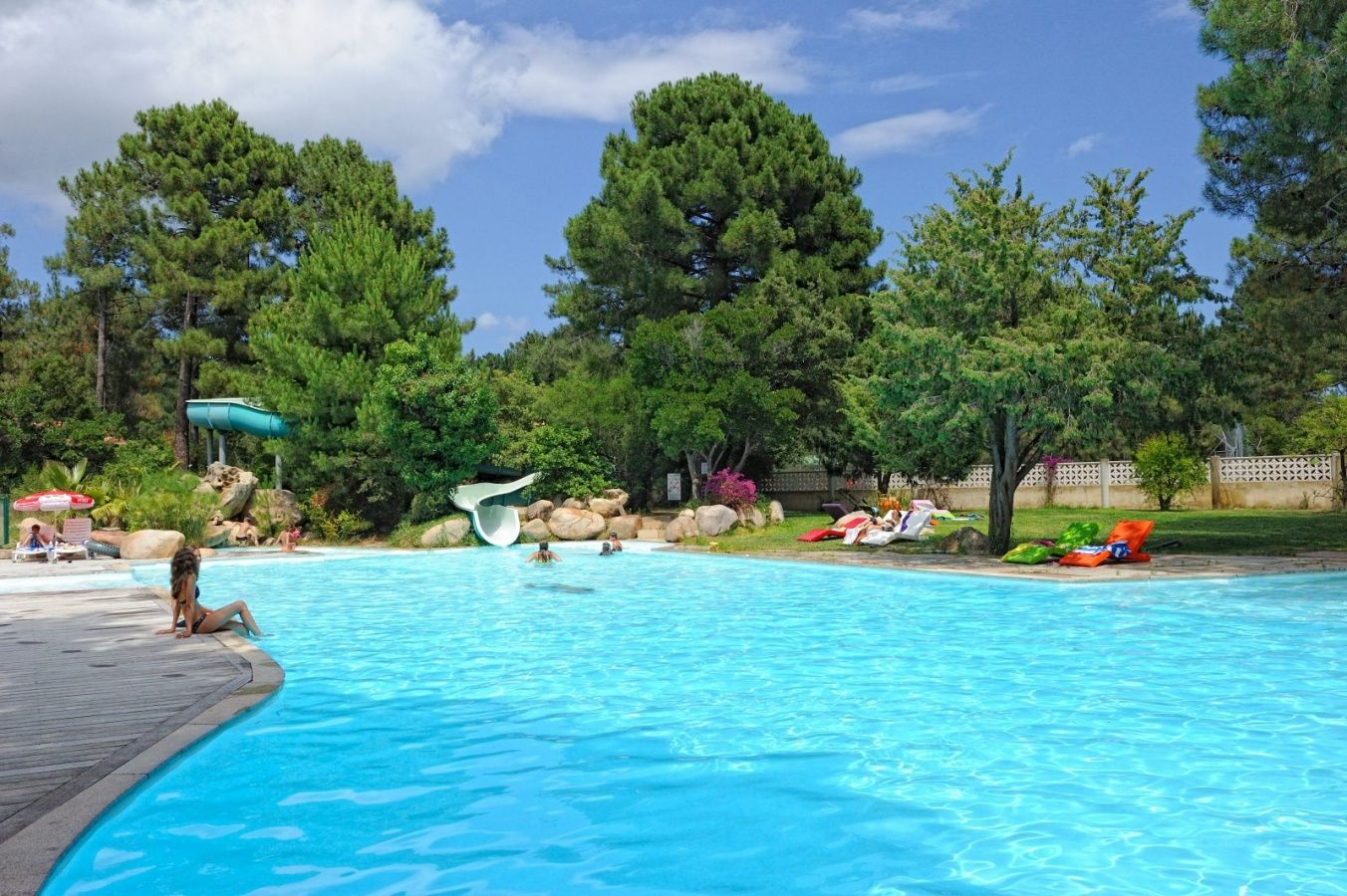 Camping corse france