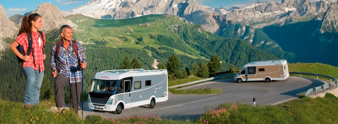Tolerance surcharge camping car