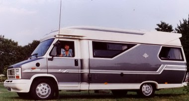 Camping car hobby 600 occasion