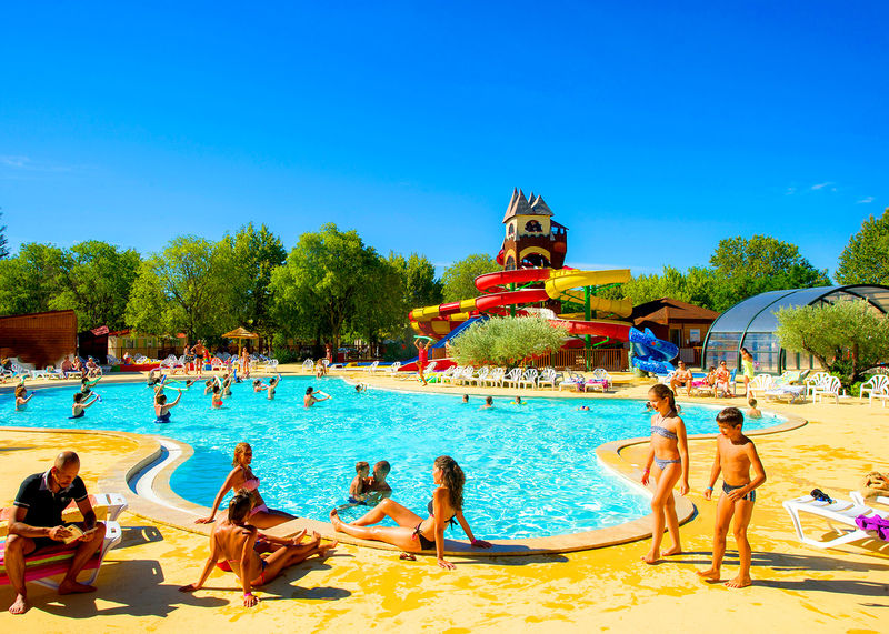 Camping nimes camping mer et soleil