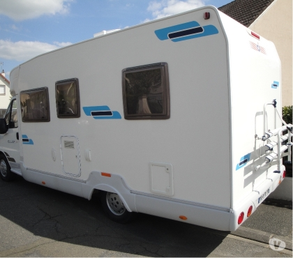 Camping car occasion nogent le rotrou