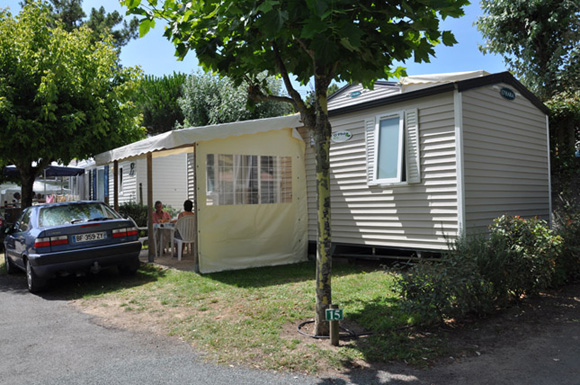 Location mobilhome pas cher vendee