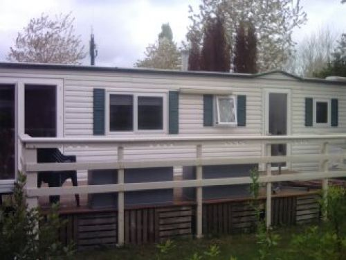 Mobil home occasion a vendre baie de somme