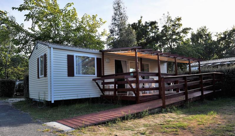 Camping lausanne mobilhome
