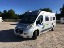Camping car occasion limousin
