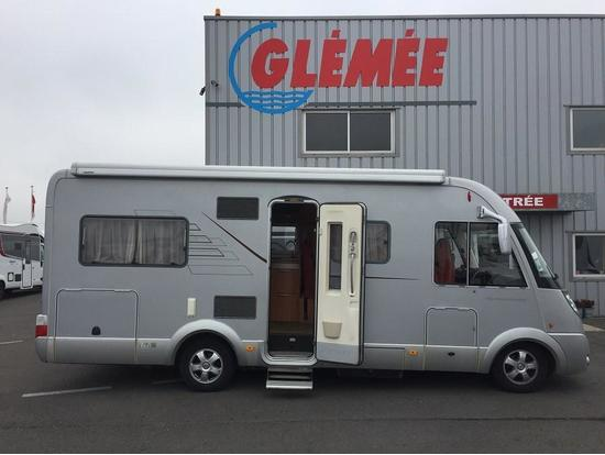 Camping car compact 2 personnes occasion