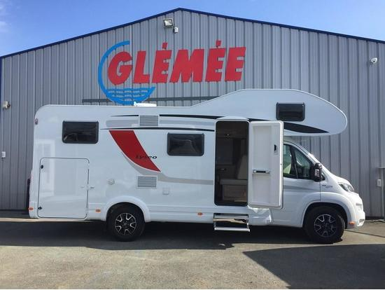 Camping car occasion glemee camping car occasion integral pas cher