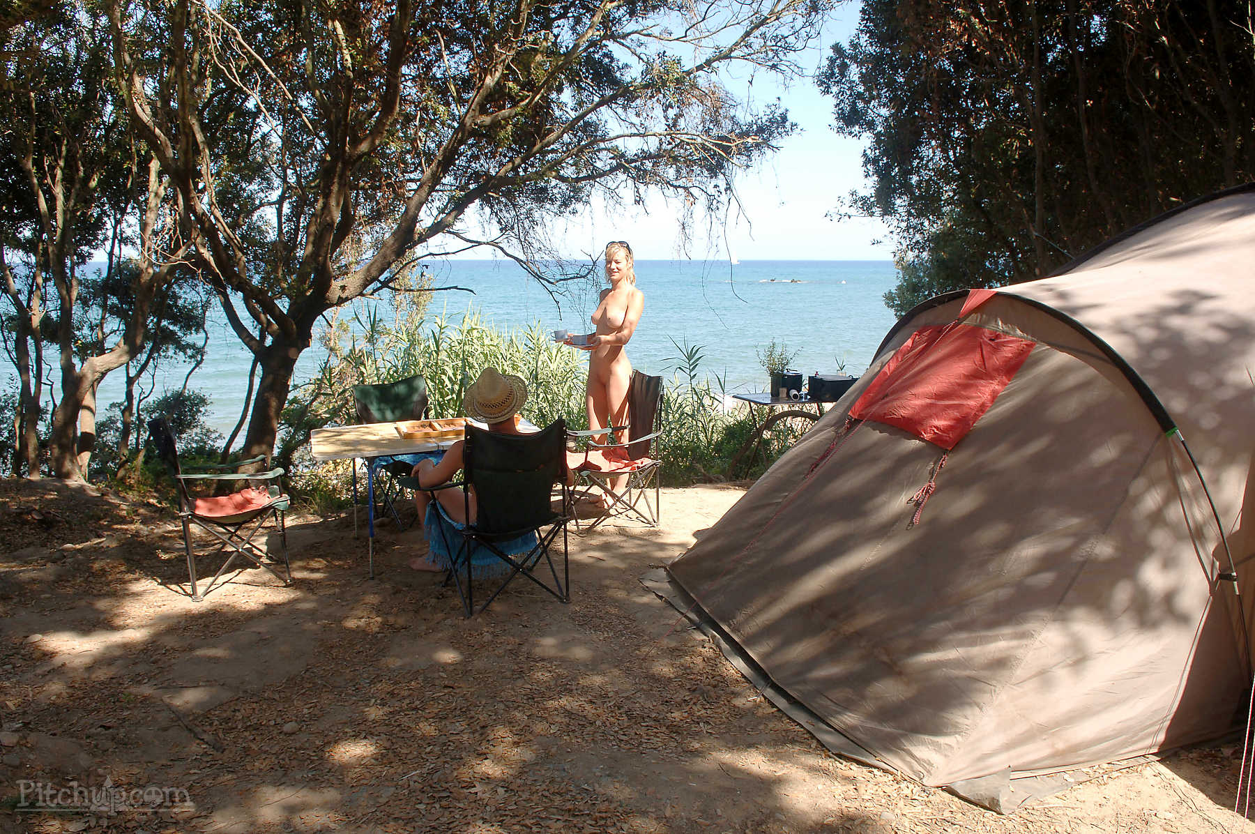 Camping naturiste france camping sud