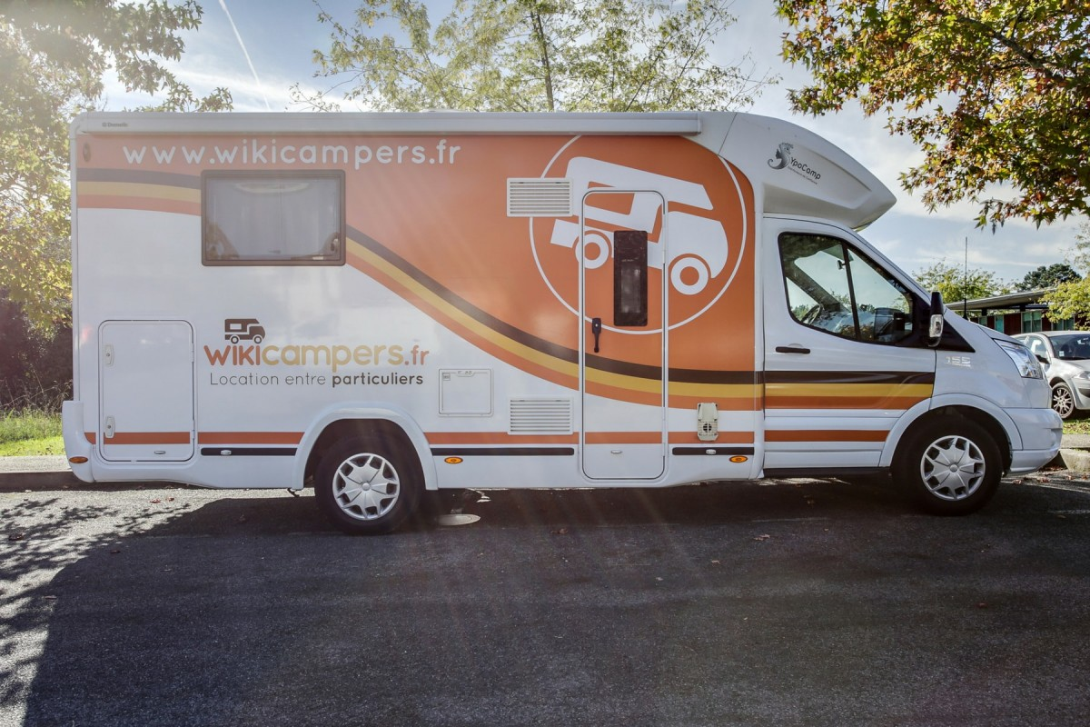 Location camping car entre particuliers
