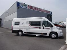 Camping car vannes occasion