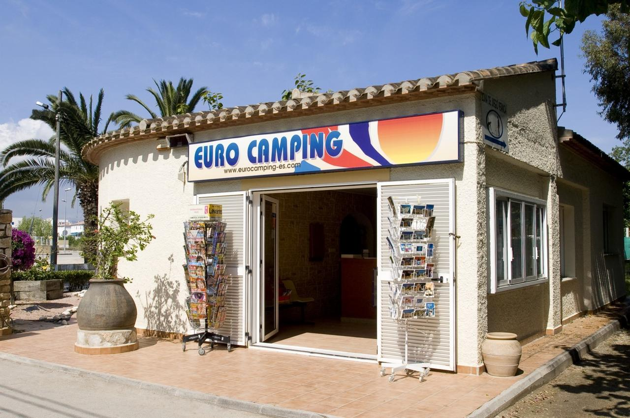 Camping espagne oliva eurocamping camping espagne bord de plage
