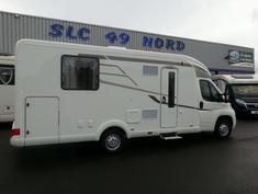 Camping car hymer 698 occasion