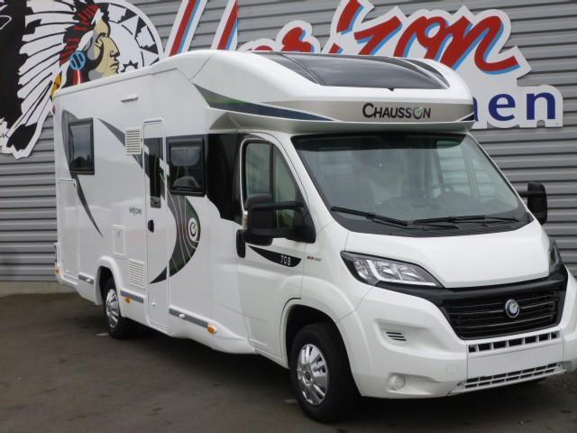 Camping car chausson welcome 70 occasion