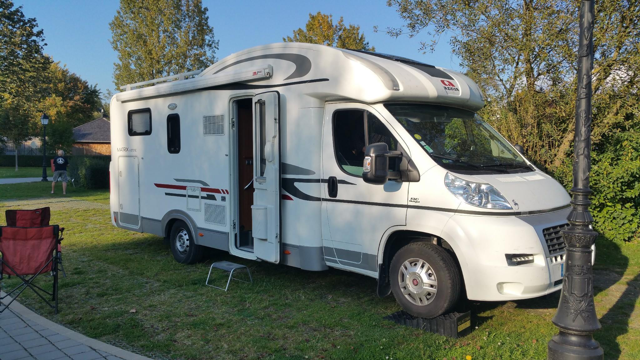 Camping car occasion centrale des particuliers