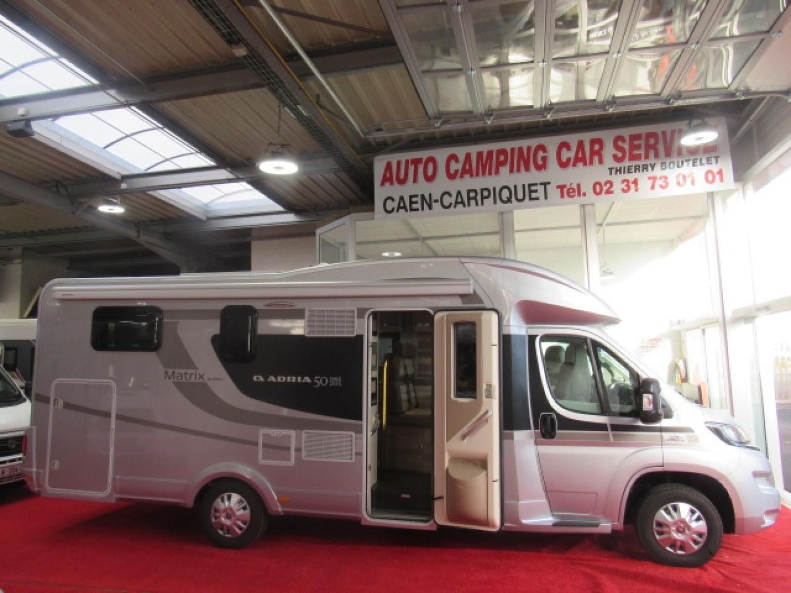 Boutelet caen camping car