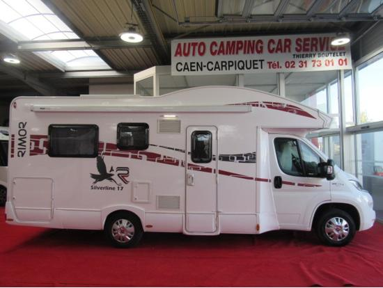 Camping car caen occasion