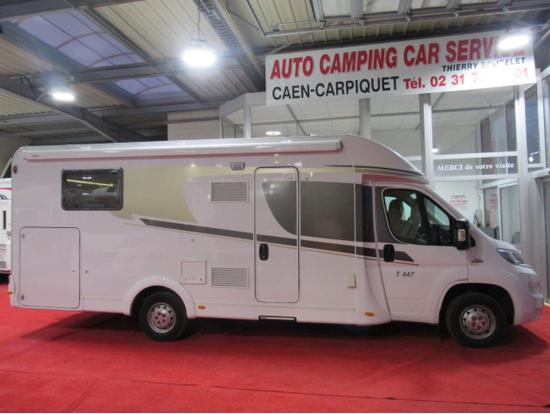 Concessionnaire camping car occasion caen
