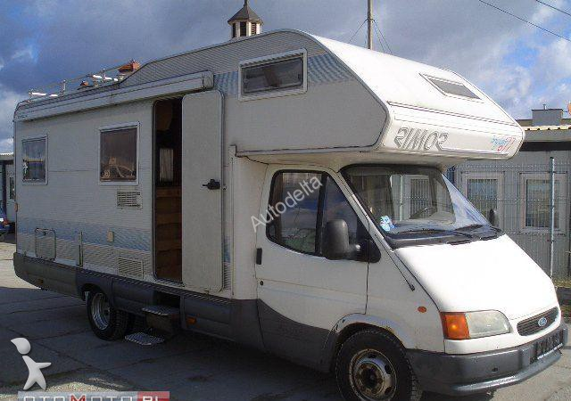 Occasion camping car ford