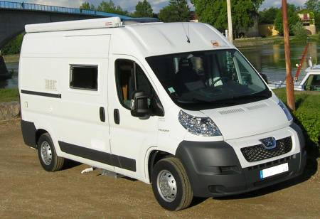 Camping car compact d occasion