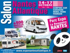Salon camping car nantes 2017