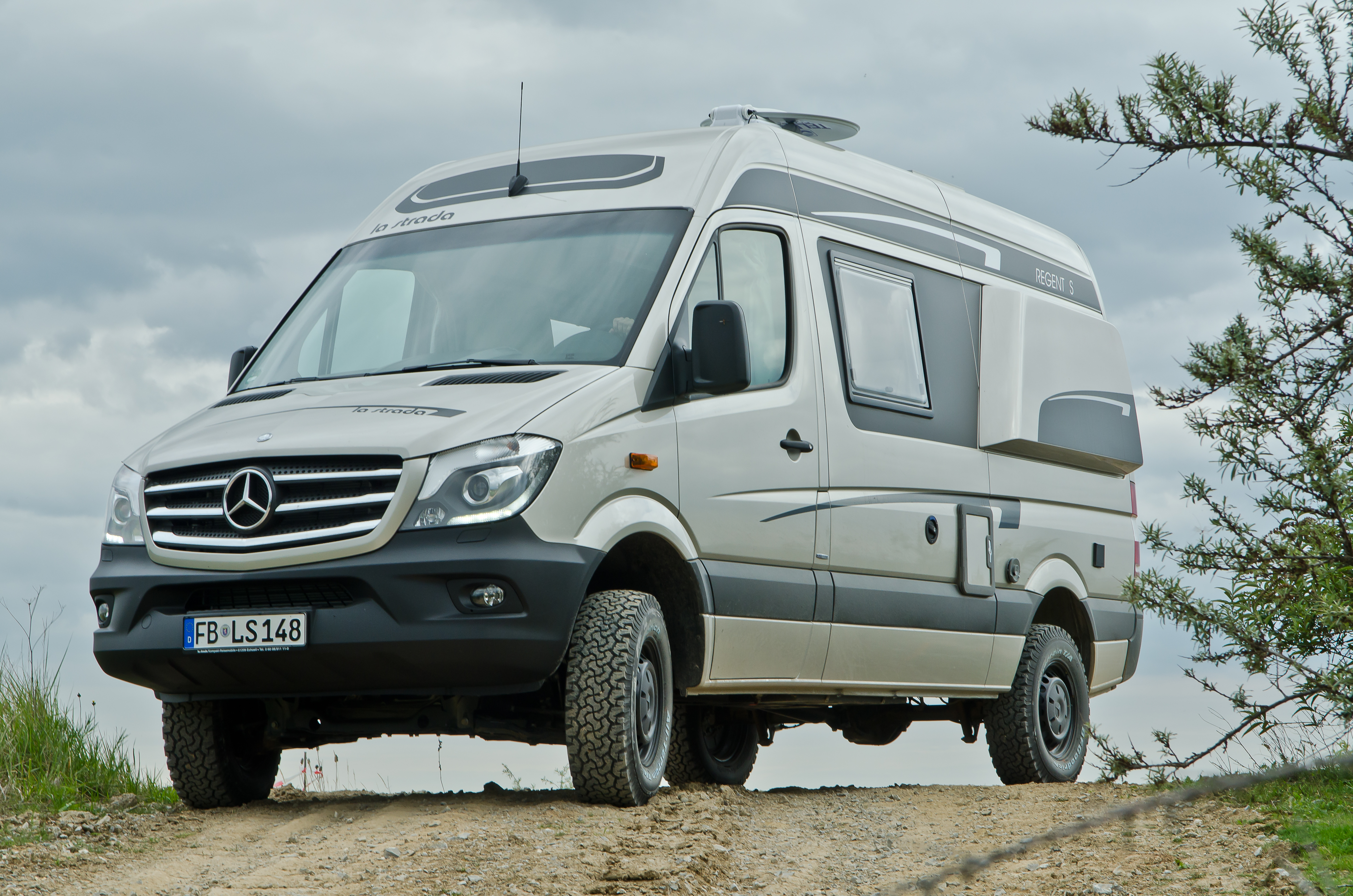 Camping car mercedes sprinter occasion