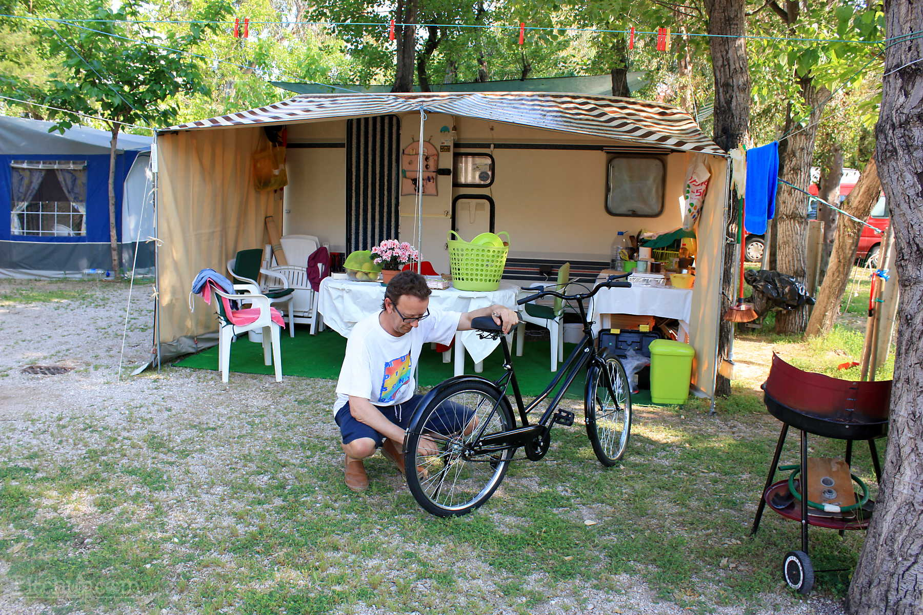 Camping xeraco espagne