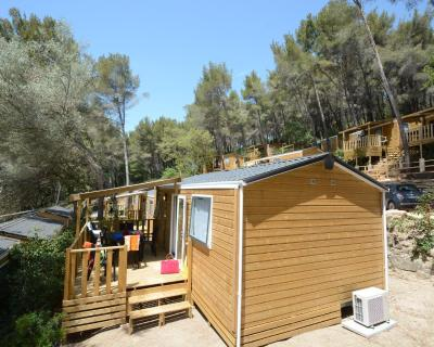 Les playes camping mobilhome 419, rue grand 83140 six fours les plages