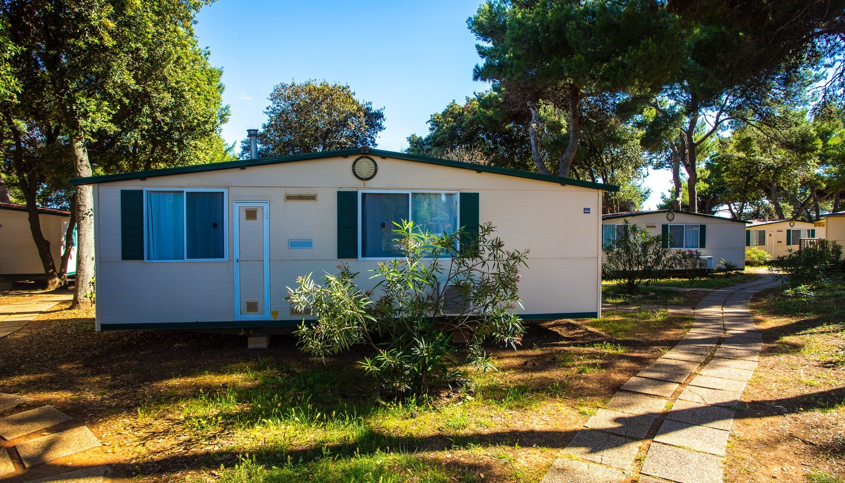 Camping mobilhome lot
