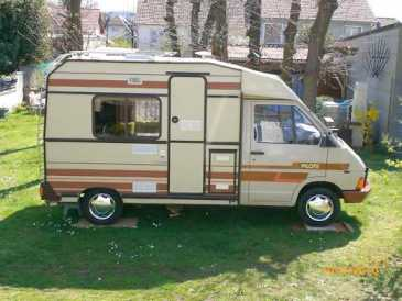 Camping car trafic occasion