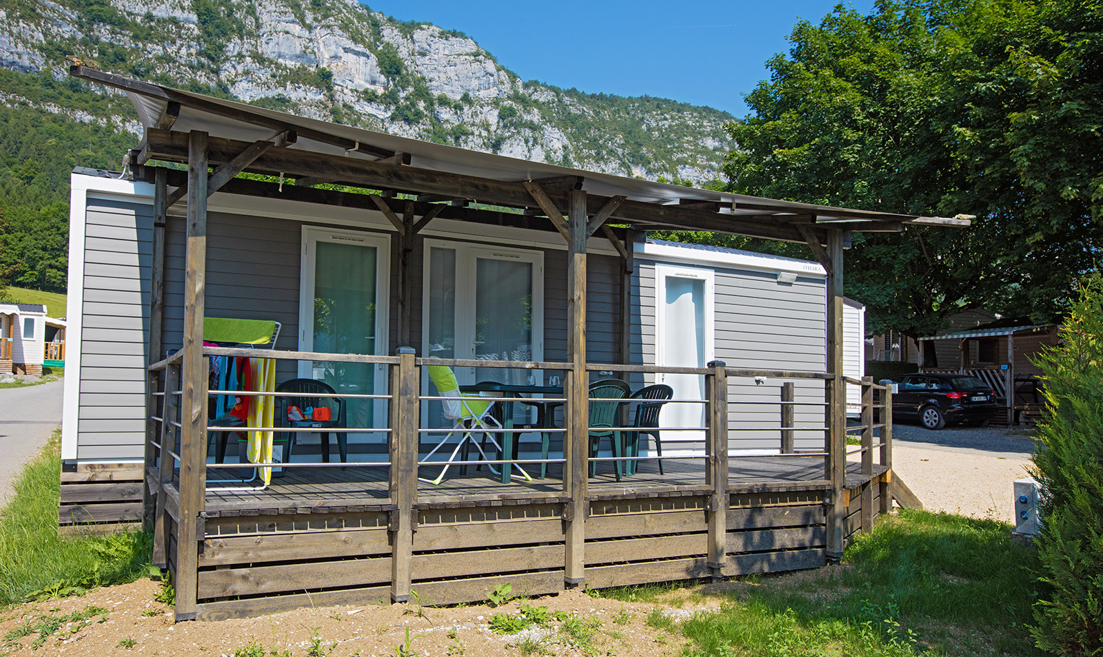 Location mobilhome lac d'annecy
