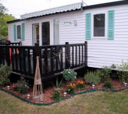 Location mobilhome particulier landes