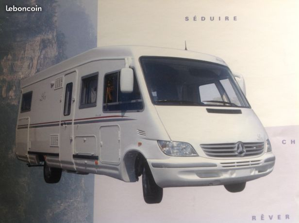 Camping car occasion gironde le bon coin camping car ketterer occasion