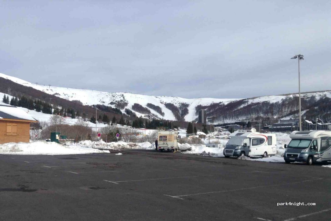 Super besse camping car