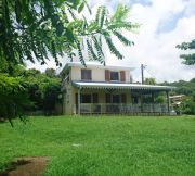 Mobil home martinique
