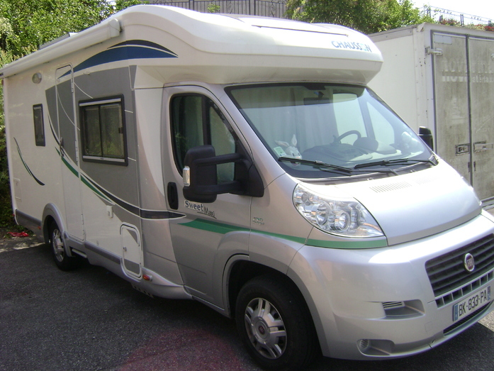 Location camping car savoie