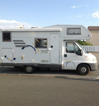 Location camping car charente maritime
